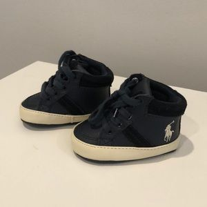 Baby polo sneakers